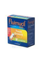 FLUIMUCIL EXPECTORANT ACETYLCYSTEINE 200 mg ADULTES SANS SUCRE, granulés pour solution buvable en sachet édulcorés à l'aspartam et au sorbitol à Mérignac