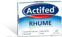 ACTIFED RHUME, comprimé à Mérignac