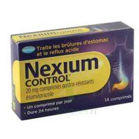 NEXIUM CONTROL 20 mg Cpr gastro-rés Plq/14 à Mérignac