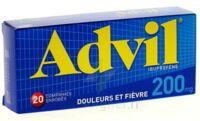ADVIL 200 mg, 20 comprimés enrobés B/20 à Mérignac