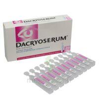 DACRYOSERUM Solution pour lavage ophtalmique en récipient unidose 20Unidoses/5ml à Mérignac