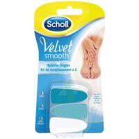 Scholl Velvet Smooth Ongles Sublimes kit de remplacement à Mérignac