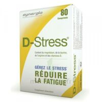 D-STRESS, boite de 80 à Mérignac