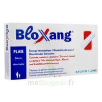 BLOXANG Eponge de gélatine stérile hémostatique B/5 à Mérignac
