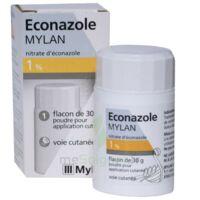 ECONAZOLE MYLAN 1 % Pdr appl cut Fl/30g à Mérignac