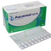 AQUAREST 0,2 %, gel opthalmique en récipient unidose à Mérignac