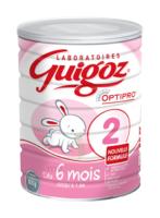GUIGOZ 2 Lait pdre B/800g à Mérignac