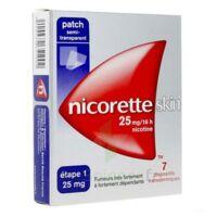 Nicoretteskin 25 mg/16 h Dispositif transdermique B/28 à Mérignac