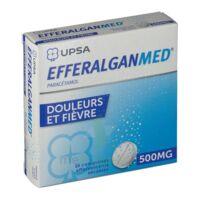 EFFERALGANMED 500 mg, comprimé effervescent sécable à Mérignac
