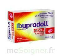 IBUPRADOLL 400 mg Caps molle Plq/10 à Mérignac