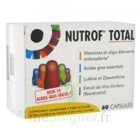 Nutrof Total Caps visée oculaire B/60 à Mérignac
