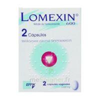 LOMEXIN 600 mg Caps molle vaginale Plq/2 à Mérignac