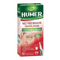 HUMER Nez très bouché, sinusite, rhume à Mérignac