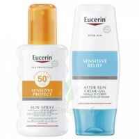 Eucerin Sun Sensitive Protect SPF50 Coffret spray à Mérignac