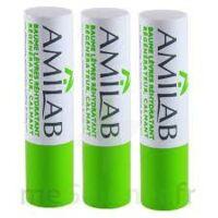 Amilab Baume labial réhydratant et calmant lot de 3 à Mérignac