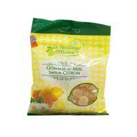 Le Pastillage Officinal Gomme miel citron Sachet/100g à Mérignac
