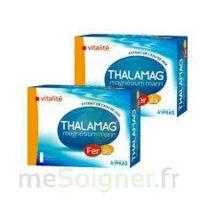 Thalamag Fer B9 Vitalité 60 gélules lot de deux à Mérignac