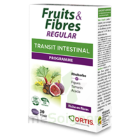 Ortis Fruits & Fibres Regular Comprimés B/15 à Mérignac