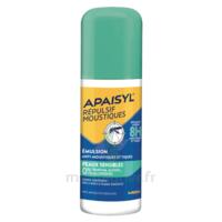 Apaisyl Répulsif Moustiques Emulsion peaux sensibles 90ml à Mérignac