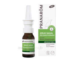 Aromaforce Solution nasale dégage le nez 15ml à Mérignac