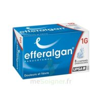 EFFERALGANMED 1 g Cpr eff T/8 à Mérignac