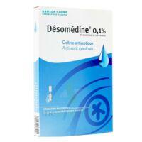 DESOMEDINE 0,1 % Collyre sol 10Fl/0,6ml à Mérignac