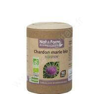 Nat&Form Eco Responsable Chardon marie Bio Gélules B/90 à Mérignac