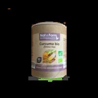 Nat&Form Eco Responsable Curcuma madras Bio Gélules B/90 à Mérignac
